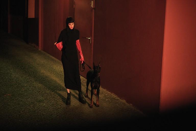 Max vom Hofe  Berlin at Night